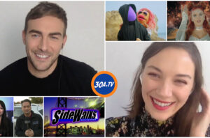 Sidewalks on 30A TV  Tom Austen And Sydney Lemmon Episode 1000