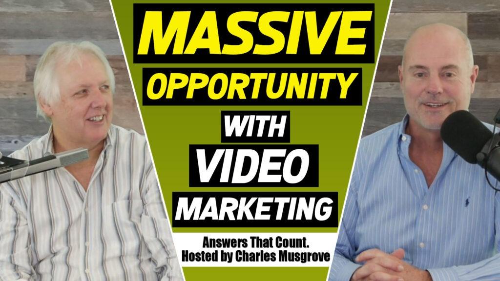 Massive Opportunity for Video Marketing