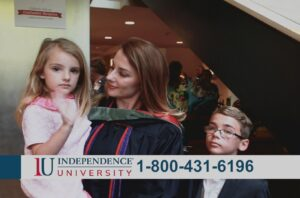 Independence University Provides the Tools for Success COMMERCIAL