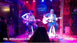 Two  For Tuesday – Thomas Merritt Band at Apalachicola Ice House