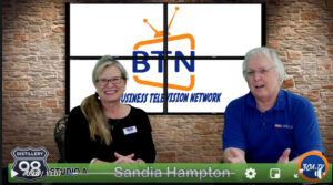 Business Network Television with Sandia Hampton NHC Homecare