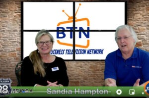 Business Network Television with Sandia Hampton NHC Homecare