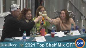 Distillery 98 Top Shelf Mixoff 2021 Replay