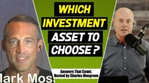 Mark Moss on Crypto and Investments Like Bitcoin With Charles Musgrove