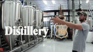 Tour Distillery 98 Santa Rosa Beach Florida