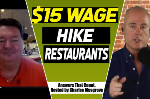 What $15 Min Wage Hikes Mean to Restaurants