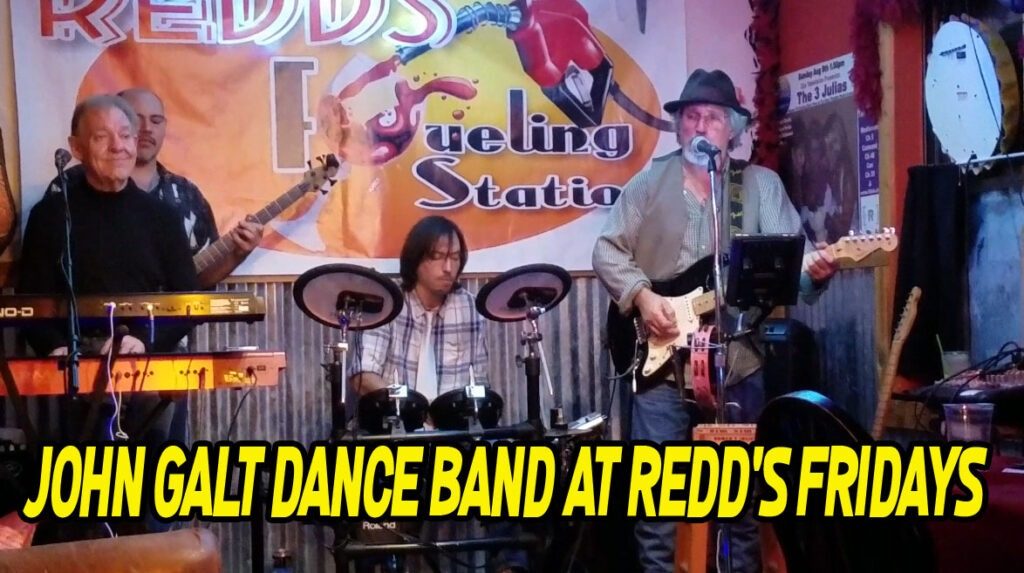 Two For Tuesday – John Galt Dance Band at Redds