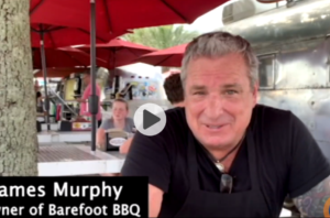 Tour #30A Barefoot BBQ Seaside