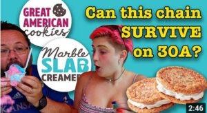 Great American Cookie/Marble Slab Creamery