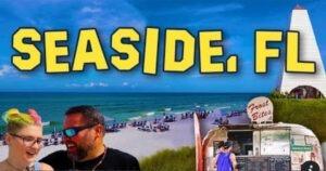 Seaside Florida Tour with 30A Misfits Truman Show Edition