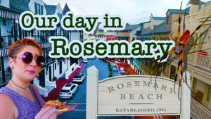 Today on 30A Misfits Rosemary Beach